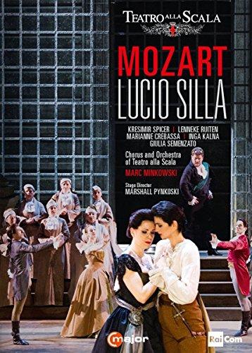 Wolfgang Amadeus Mozart - Lucio Silla -- via Amazon Partnerprogramm