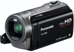 Panasonic HC-V500 black