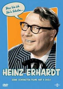 Heinz Erhardt - 8er DVD Box