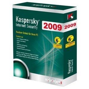 Kaspersky Lab: Internet Security 2009, 5 User, Update (deutsch) (PC) (KLT39006059/KLT39006067)