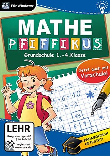Magnussoft Mathe Pfiffikus Grundschule (deutsch) (PC)