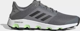 adidas Terrex Climacool Voyager grey three/core black/signal green (Herren) (EF2290)