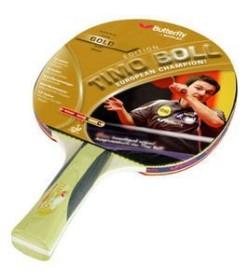 Sunflex Butterfly Tischtennisschläger Timo Boll Gold (81610)