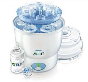 Philips Avent SCF276/26 iQ24 steam steriliser