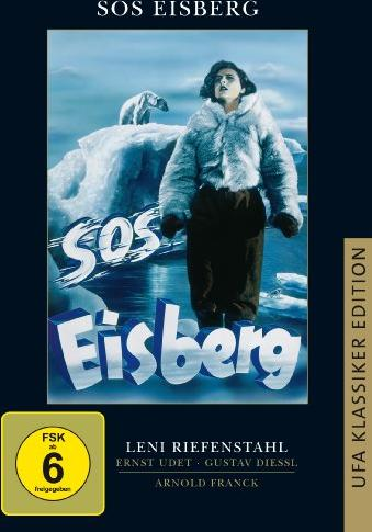 SOS Eisberg -- via Amazon Partnerprogramm