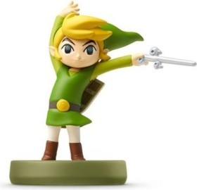 Nintendo amiibo Figur The Legend of Zelda Collection The Wind Waker Toon-Link (Switch/WiiU/3DS)