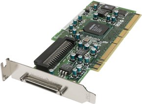 Adaptec 29320ALP-R bulk, low profile, PCI-X 133MHz (2253600-R)