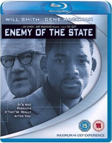 Enemy Of The State (Blu-ray) (UK) -- via Amazon Partnerprogramm