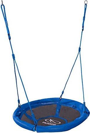 Hudora aluminum nest swing 90 blue (72126)
