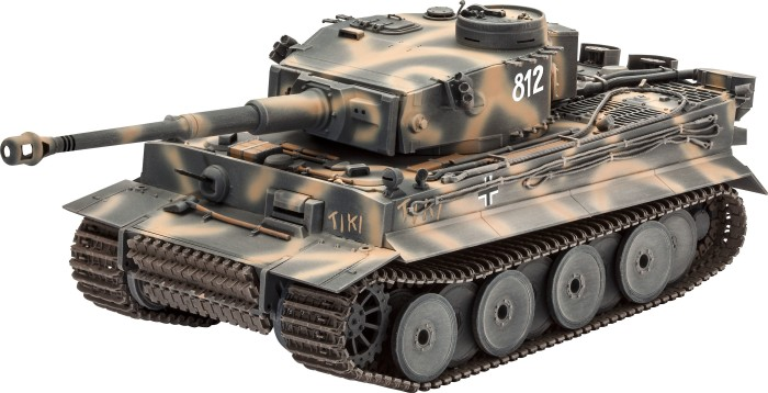 Revell Gift-Set 75 Years Tiger I (05790)