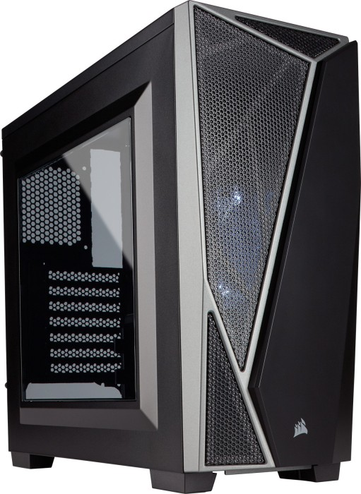 Corsair carbide Series SPEC-04 black/grey, acrylic window (CC-9011109-WW)