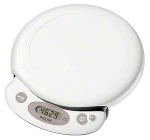Philips HR2393 electronic kitchen scale