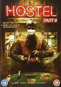 Hostel 3 (DVD) (UK)