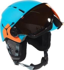 Cébé Fireball Helm matt blau/orange (Junior) (CBH209)