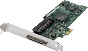 Adaptec 29320LPE bulk, low profile, PCIe x1 (2248700)