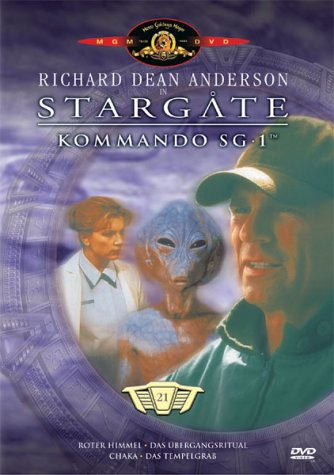 Stargate Kommando SG1 Vol. 21 -- via Amazon Partnerprogramm