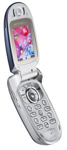 O2 Motorola V300 (various contracts)