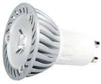 Transmedia LED Reflektor 3W/GU10 3800K klar (LP-2i)