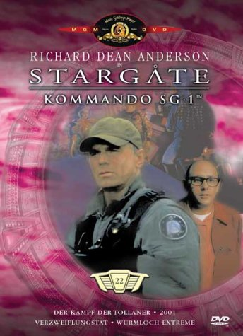 Stargate Kommando SG1 Vol. 22 -- via Amazon Partnerprogramm