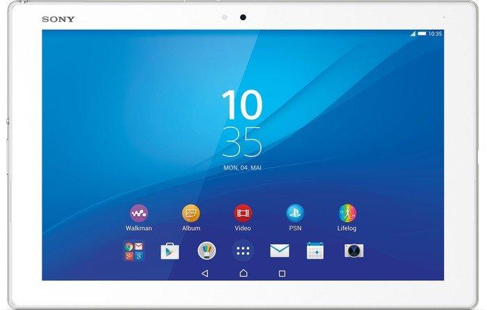 Sony Xperia Tablet Z4 LTE 32GB weiß (SGP722DE/W)