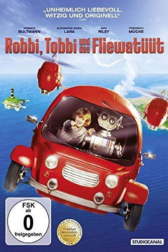 Robbi, Tobbi und das Fliewatüüt -- via Amazon Partnerprogramm