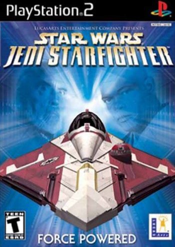 Star Wars - Starfighter (German) (PS2) -- via Amazon Partnerprogramm