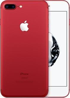 Apple iPhone 7 Plus 128GB rot