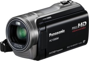 Panasonic HC-V500M black (digital)