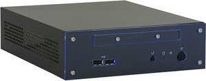 Morex Cubid 3688 czarny, 60W zewn., mini-ITX