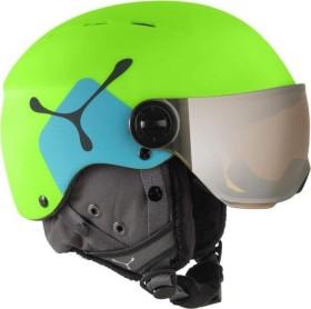 Cébé Fireball Helm matt lime/blue (Junior) (CBH210)