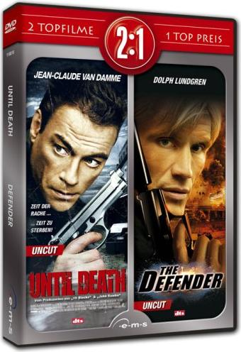 The Defender (Blu-ray)