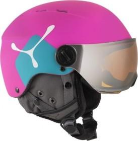 Cébé Fireball Helm matt rosa/blau (Junior) (CBH211)