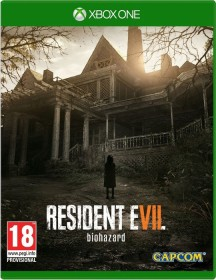 Resident Evil 7 - Steelbook Edition (Xbox One)