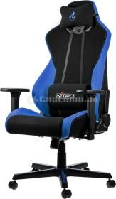 Nitro Concepts S300 Galactic Blue Bürostuhl, schwarz/blau (NC-S300-BB)