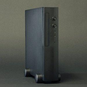 Morex Cubid 2677, 60W SFX12V, mini-ITX (various colours) -- © CWsoft
