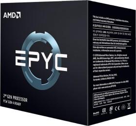 AMD Epyc 7452, 32C/64T, 2.35-3.35GHz, boxed ohne Kühler (100-100000057WOF)