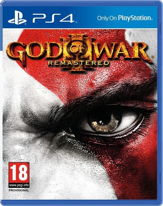 God of War III: Remastered (PS4)