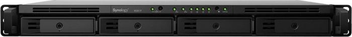 Synology RackStation RS819 3TB, 2GB RAM, 2x Gb LAN, 1HE