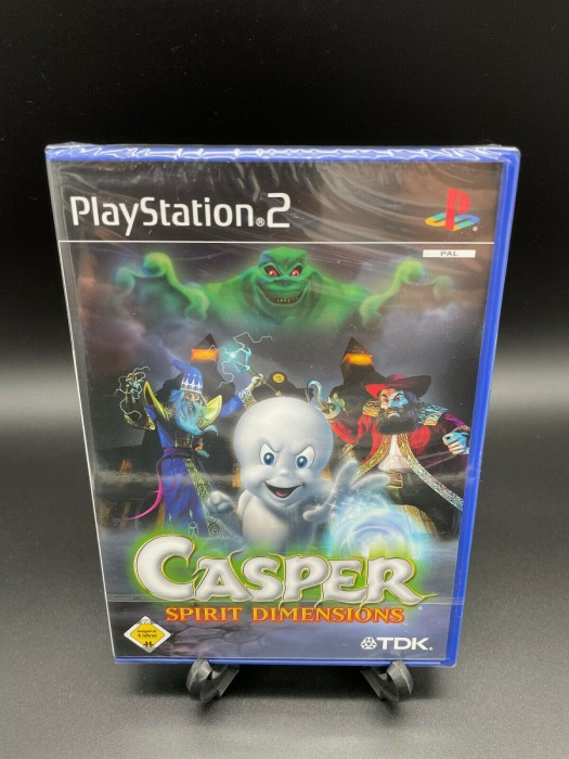 Casper - Spirit Dimensions (niemiecki) (PS2) -- via Amazon Partnerprogramm