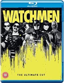 Watchmen (Blu-ray) (UK)