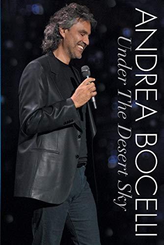Andrea Bocelli - Amore: Under The Desert Sky -- via Amazon Partnerprogramm