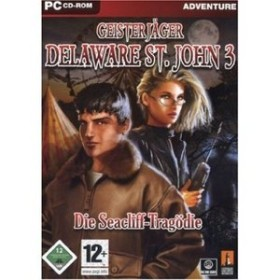 Geisterjäger Delaware St. John 3 - Die Seacliff Tragödie (PC)