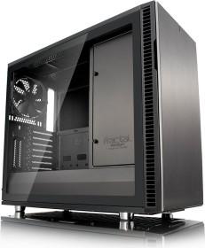 Fractal Design Define R6 USB-C Gunmetal TG, Glasfenster, schallgedämmt (FD-CA-DEF-R6C-GY-TGL)