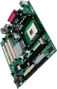 Intel D845GLVAL, i845GL (DDR)
