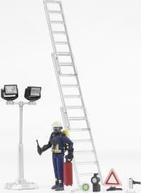 Bruder bworld Feuerwehr Figurenset (62700)