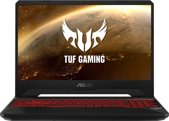 ASUS TUF Gaming FX505DY-BQ001T Red Matter, UK