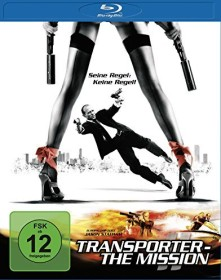 The Transporter 2 - The Mission (Blu-ray)