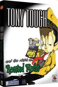 Tony Tough and the Night of Roasted Moths (niemiecki) (PC)