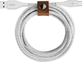 Belkin Duratek Plus USB-A/USB-C Adapterkabel 1.2m weiß (F2CU069bt04-WHT)
