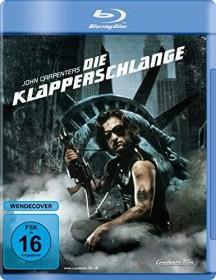Die Klapperschlange (Blu-ray)